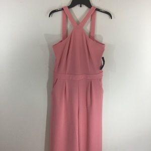 NYCO Blush pink jumpsuit, medium, NWT